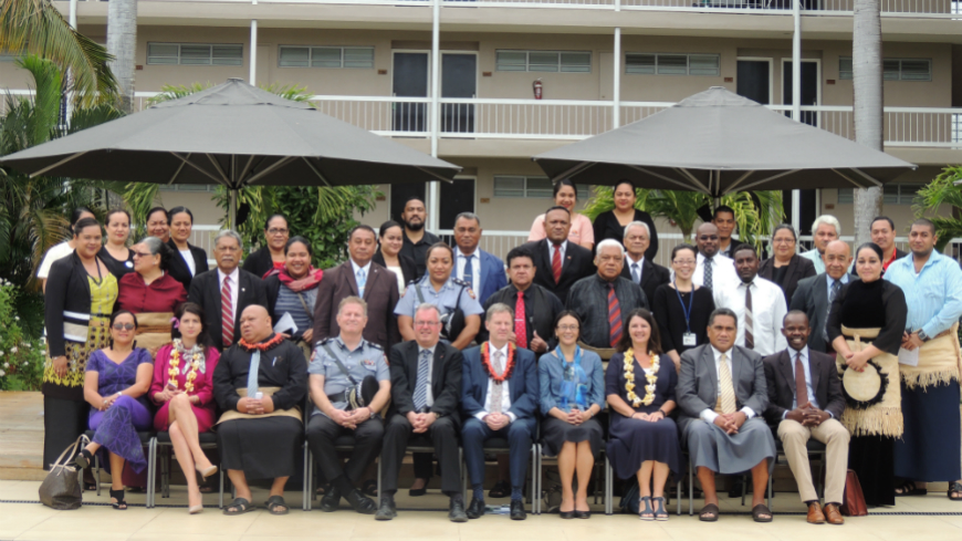 Introductory Cybercrime and Electronic Evidence Training of Trainers Course for the Pacific Region