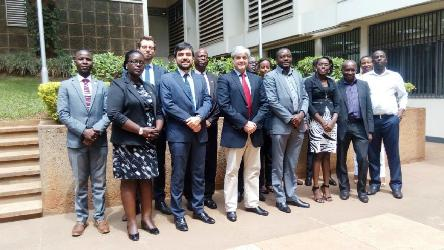 GLACY+: Uganda kick started the process to accede to the Budapest Convention