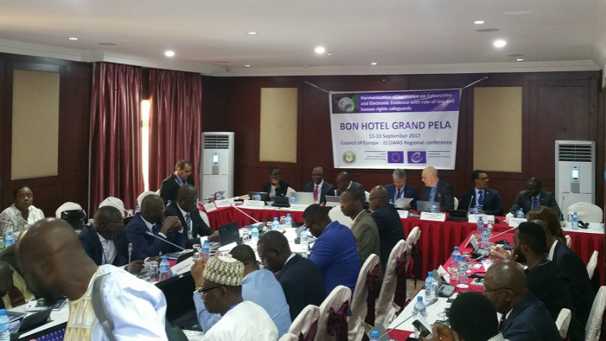 ECOWAS and the Council of Europe joined forces to help West African countries in the fight against cybercrime