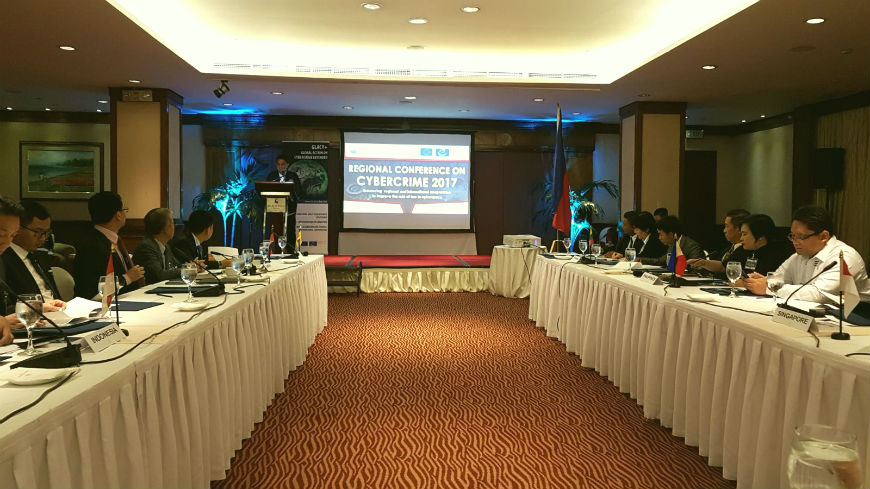 Enhancing regional and international cooperation in the Southeast Asian region