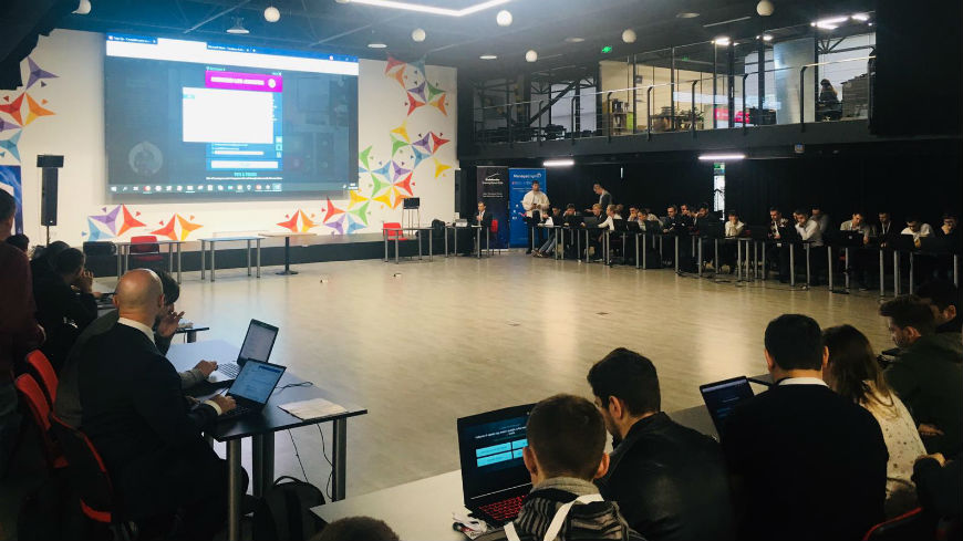 Cybercrime@EAP 2018: EaP countries participate in Cyber Drills at Cyber Week Moldova 2018