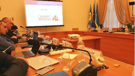 Cybercrime@EaP 2018: Workshop on cooperation between CSIRTs and law enforcement held at KPI in Kyiv