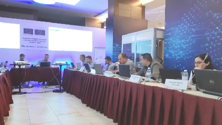 Cybercrime@EaP 2018: Regional ECTEG Training on Live Data Forensics in progress in Baku