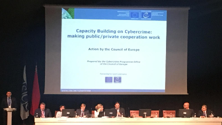 Cybercrime@EaP 2018: Contribution to OSCE High Level Conference in Minsk