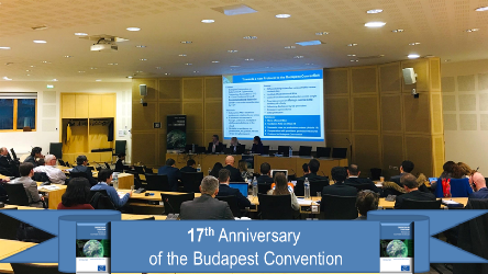 17th Anniversary of the Budapest Convention