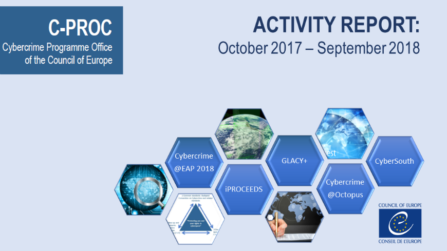 C-PROC: activity report 2017/2018