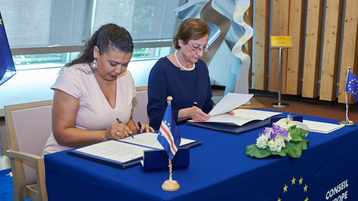 Cabo Verde joins the Budapest Convention on Cybercrime and the Data Protection Convention 108