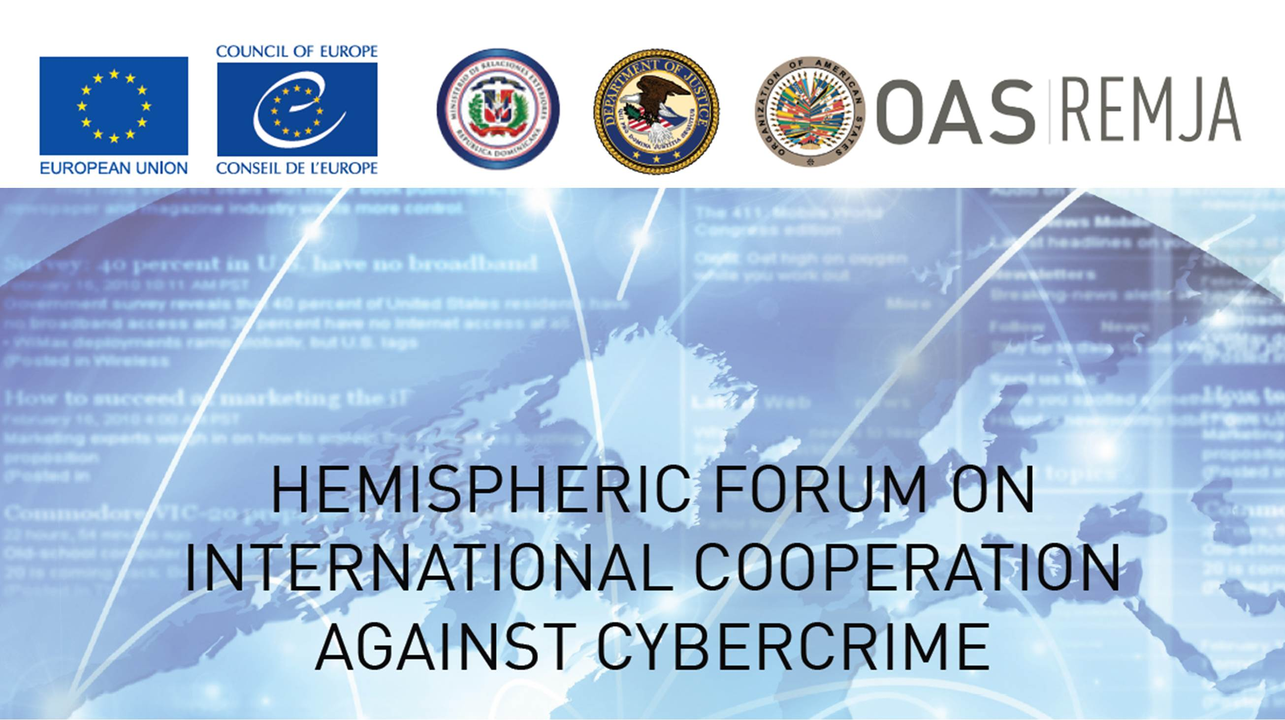 Hemispheric Forum on International Cooperation against Cybercrime