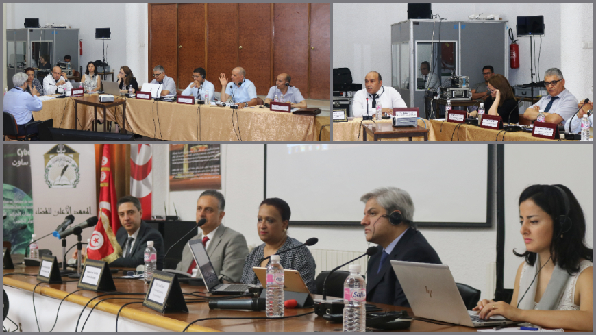 CyberSouth: Working group meeting to build a manual on cybercrime and electronic evidence in Tunisia