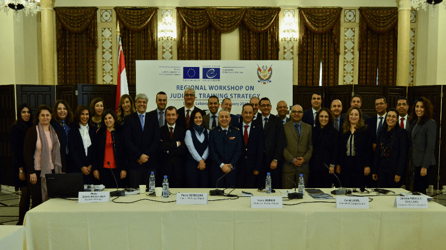 CyberSouth: Regional Workshop on Judicial Training Strategy