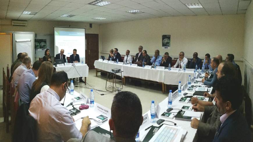 CyberSouth: Basic Judicial Training on cybercrime and electronic evidence in Algeria
