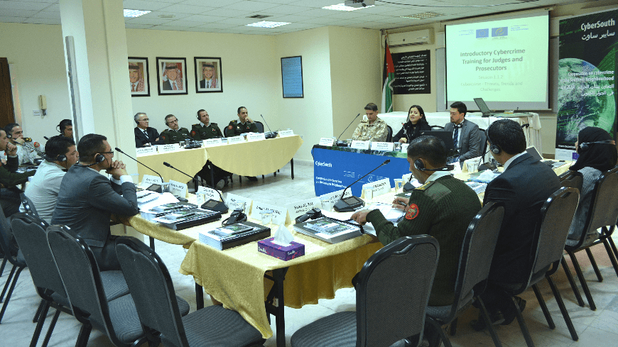 CyberSouth: Basic Judicial Training in Jordan