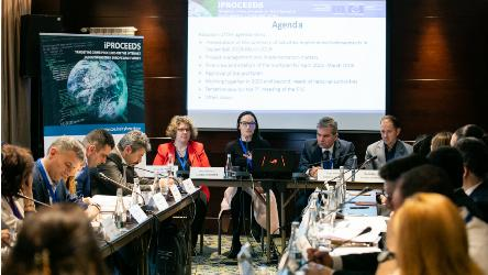 iPROCEEDS: Sixth Meeting of the Project Steering Committee
