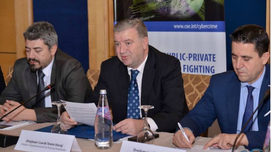 iPROCEEDS: Public-private cooperation for fighting cybercrime and online crime proceeds in Albania