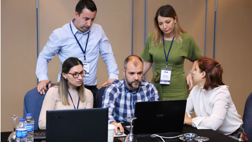 iPROCEEDS: Last series of simulation exercises on cybercrime involving Dark Web concluded in Turkey