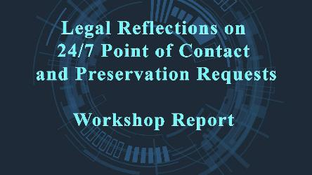 iPROCEEDS: Legal Reflections on 24/7 Point of Contact and Preservation Requests in Turkey