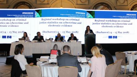iPROCEEDS: Regional workshop on criminal justice statistics on cybercrime and electronic evidence