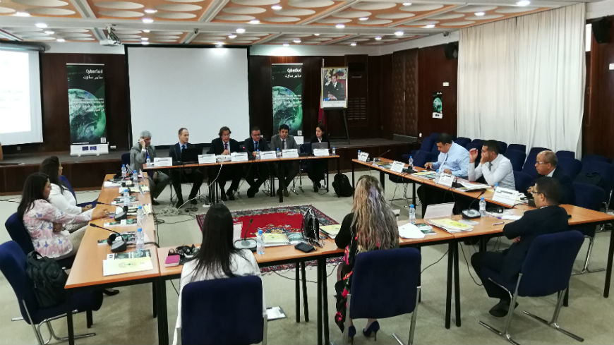 CyberSouth: Advanced Judicial Training on cybercrime and electronic evidence in Morocco