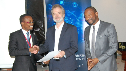 Benin invited to accede to the Budapest Convention on Cybercrime
