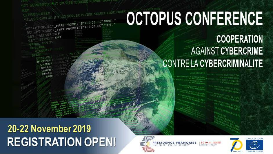 Octopus Conference 2019: Registration Open