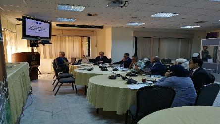 CyberSouth: Working group meeting to build a manual on cybercrime and electronic evidence in Jordan