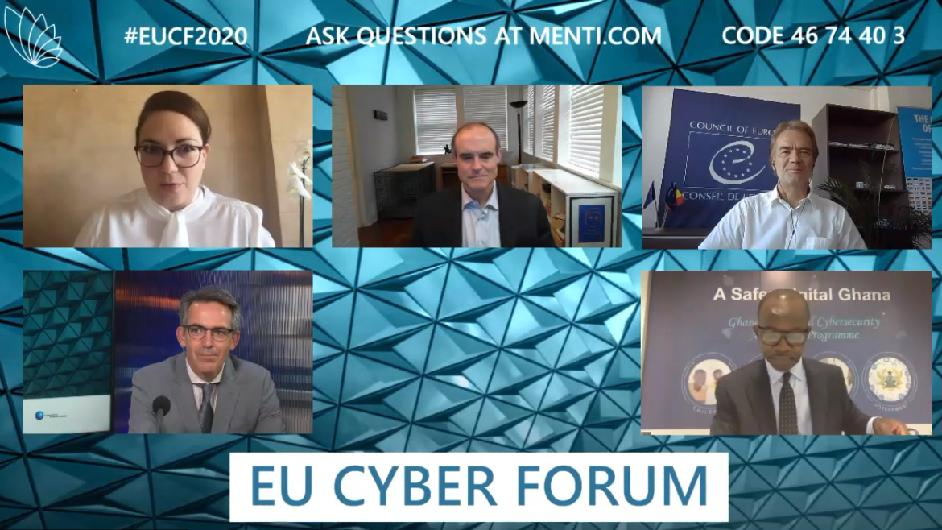 EU Cyber Forum: legal certainty is key for a better international cooperation against cybercrime