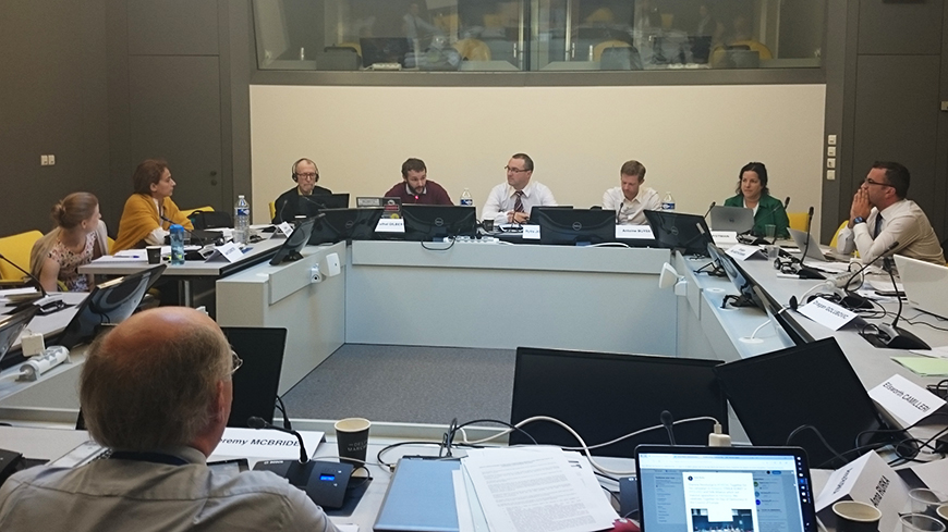 First meeting of the 'Expert Council on NGO Law' in its new composition (2018-2021)