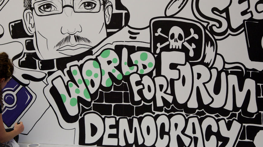 World Forum for Democracy, Strasbourg, 7-9 November 2016