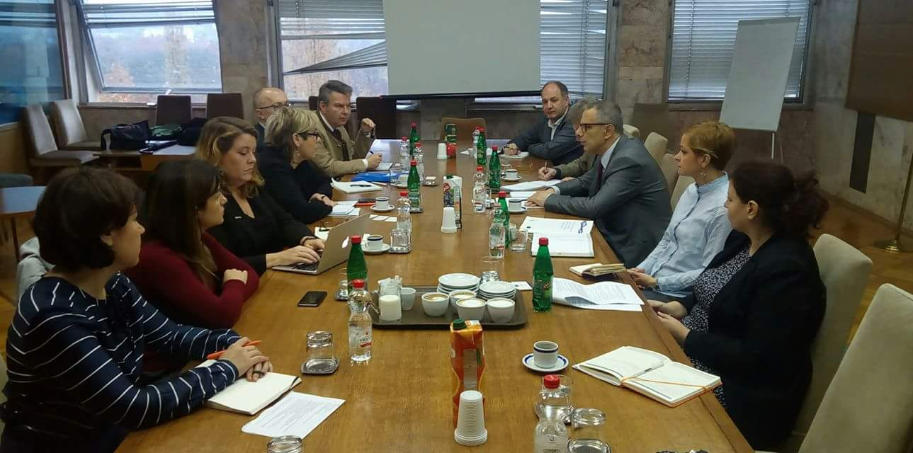 Visit of the Conference of INGOs to Serbia