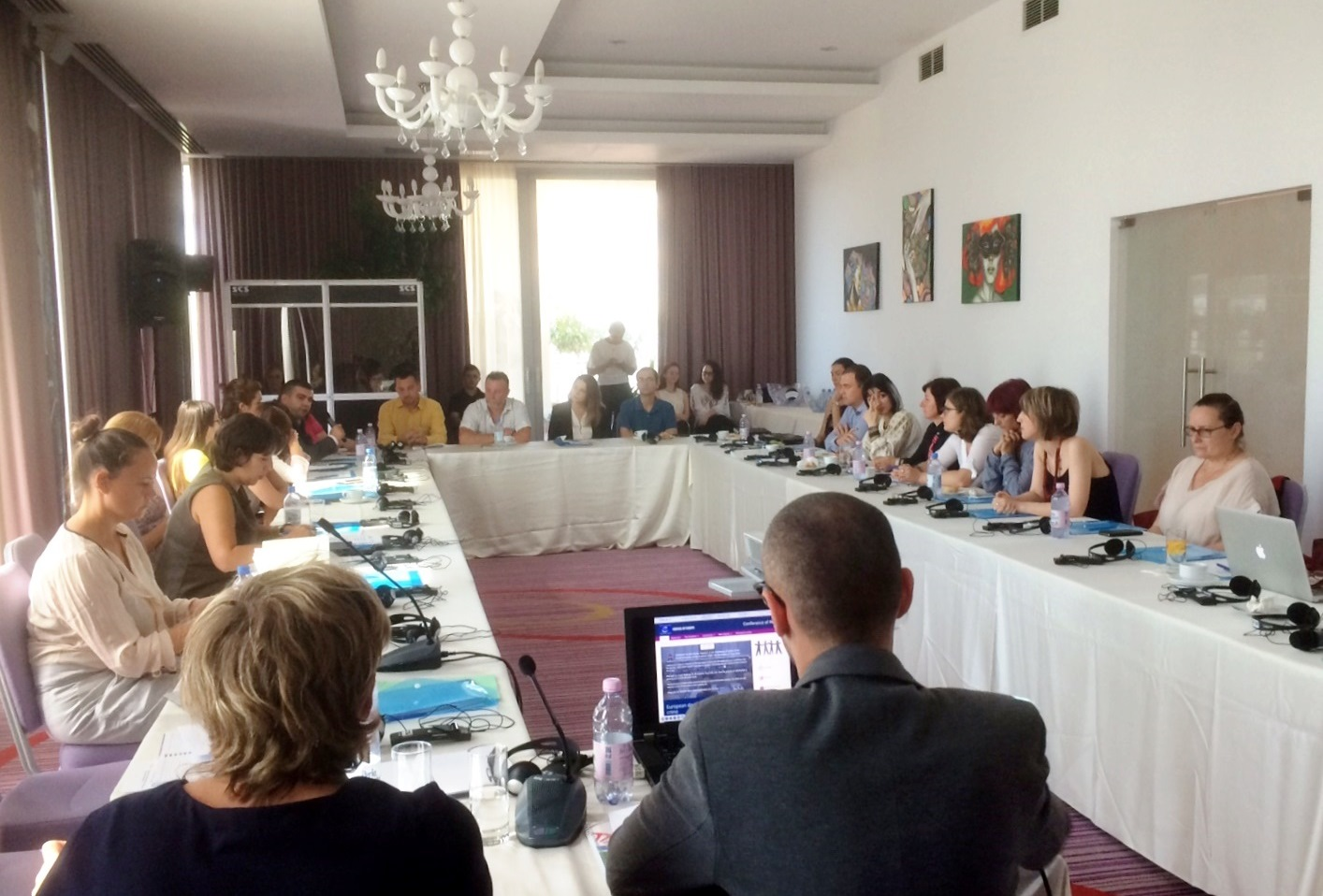 Council of Europe consultations on civil society participation in Romanian public decision-making