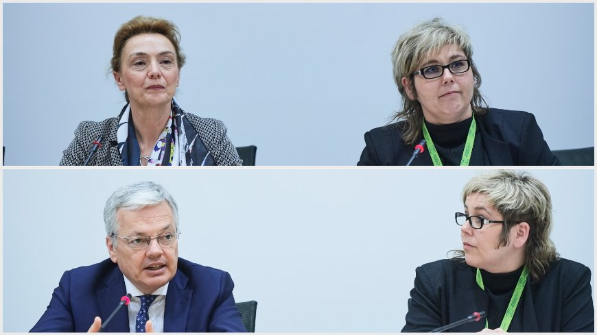 Exchange of views between the candidates for the post of Secretary General of the Council of Europe and the Conference of INGOs