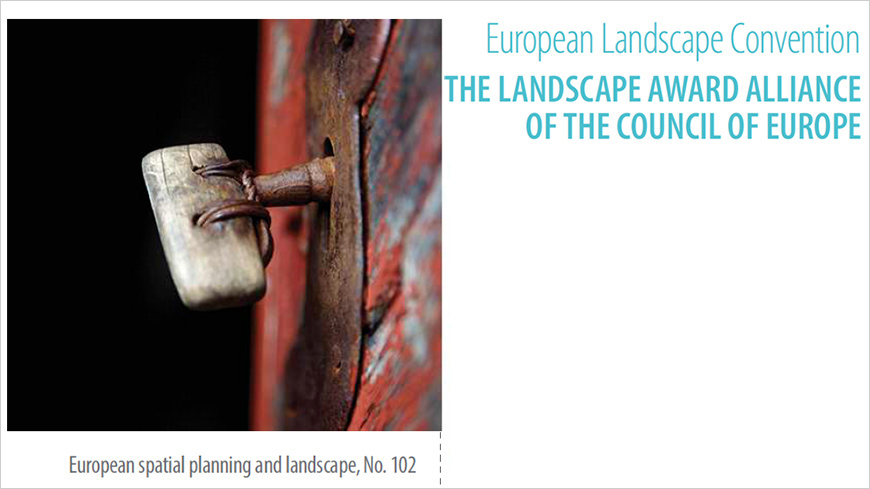 The Landscape Award of the Council of Europe