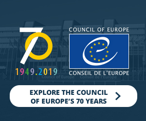 70 years of the Council of Europe