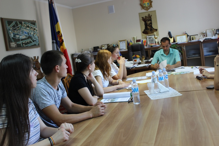 Enter! Recommendation explored in preparation of the Moldovan Youth Capital 2018