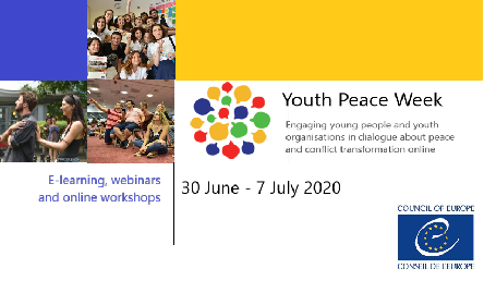 Youth Peace Week online