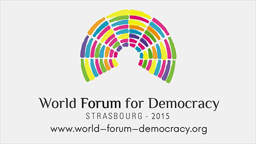 Challenges to freedom of expression addressed at the World Democracy Forum