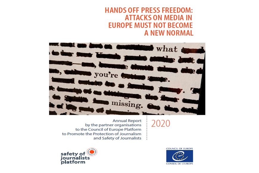 Attacks On Media In Europe Must Not Become A New Normal News
