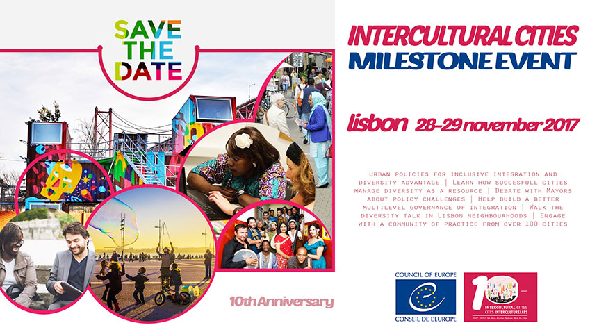 Join the Intercultural Cities 2017 Milestone Event