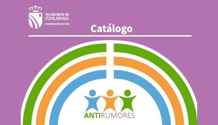 The City of Fuenlabrada publishes a catalogue of anti-rumours activities to fight against racism