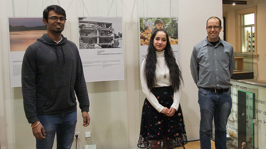 Erlangen launches Blick & Klick, a photo competition for migrants