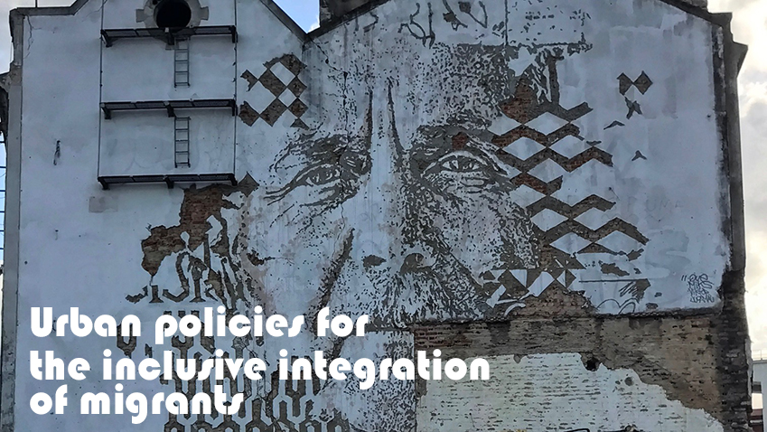 "Side Event: ""Urban policies for the inclusive integration of migrants"""