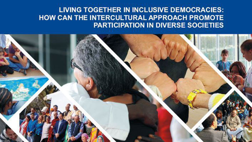 Living together in inclusive democracies: how can the intercultural approach promote participation in diverse societies?