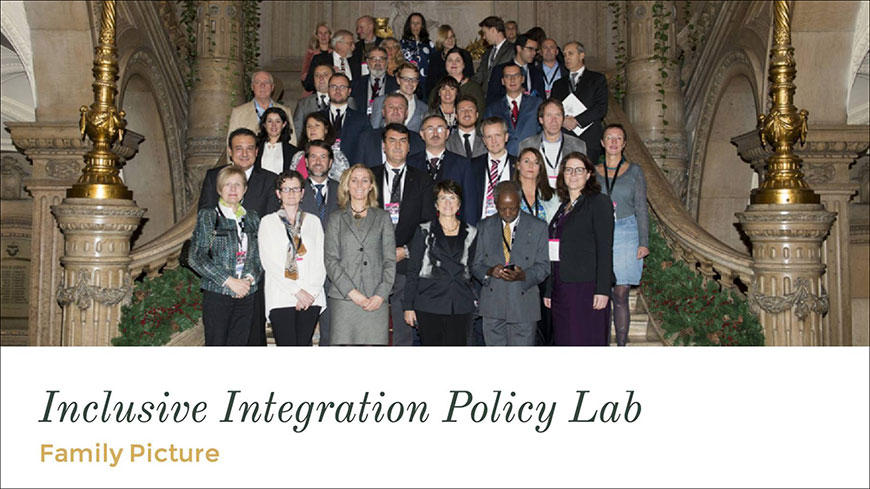Policy Lab for Inclusive Integration