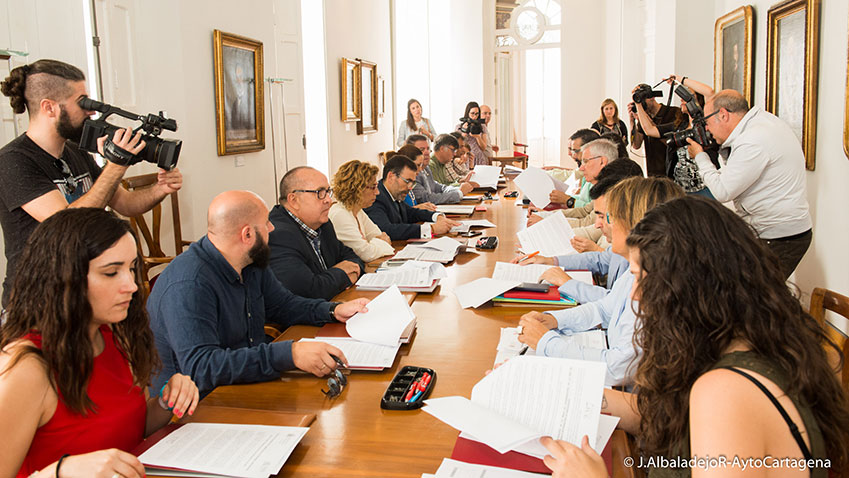 The City of Cartagena (Spain) launches the Refugee Welcome and Integration Network