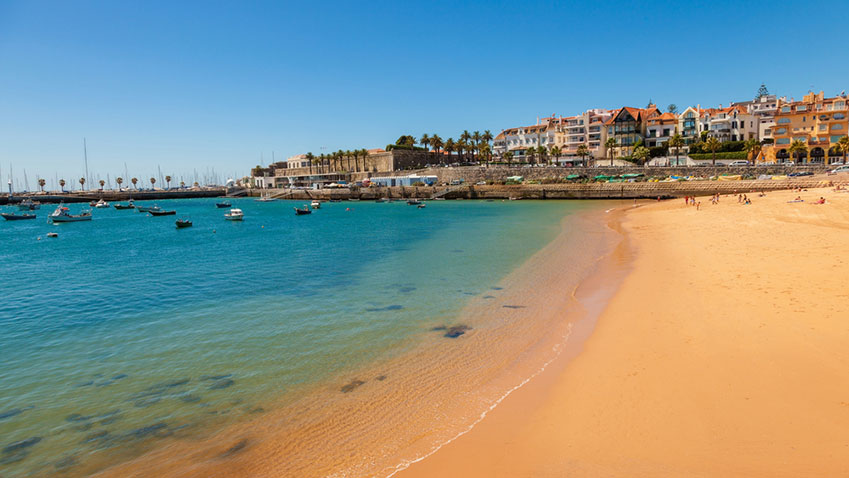 Expert's visits to Cascais and Lisbon (Portugal)