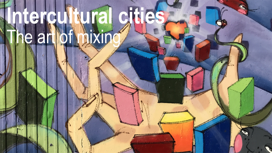 Launch of the new Intercultural Cities information flyer