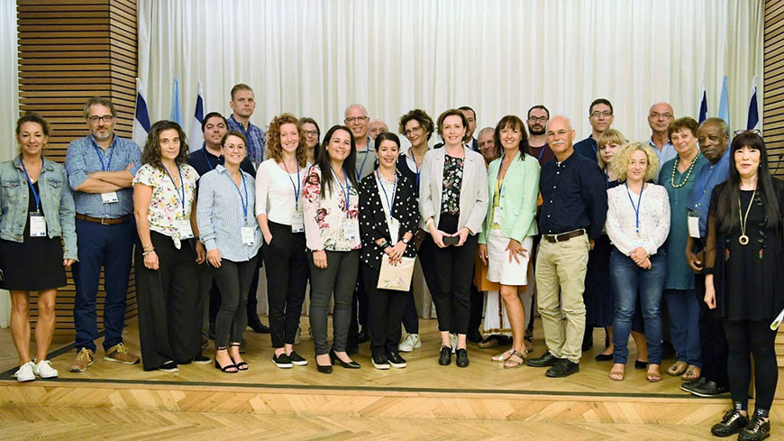 Flashback on the ICC Study visit to Haifa