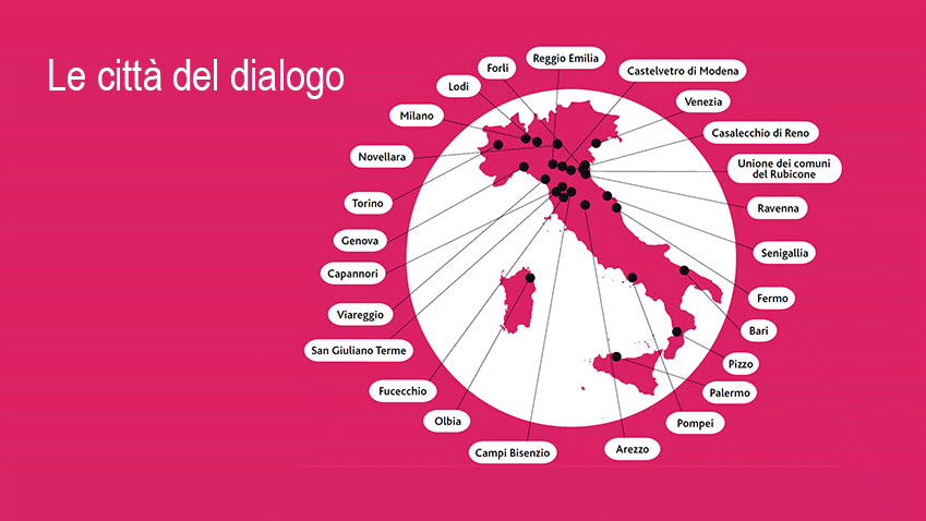 Coordination meeting of the Italian Intercultural cities Network