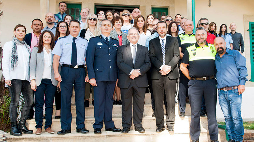 Intercultural Policing Training Course