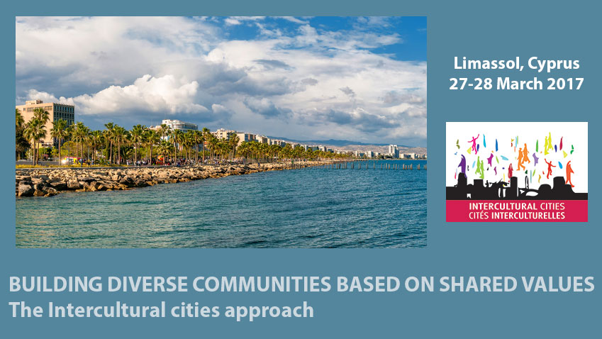 Conference on Building diverse communities based on shared values – the Intercultural cities approach